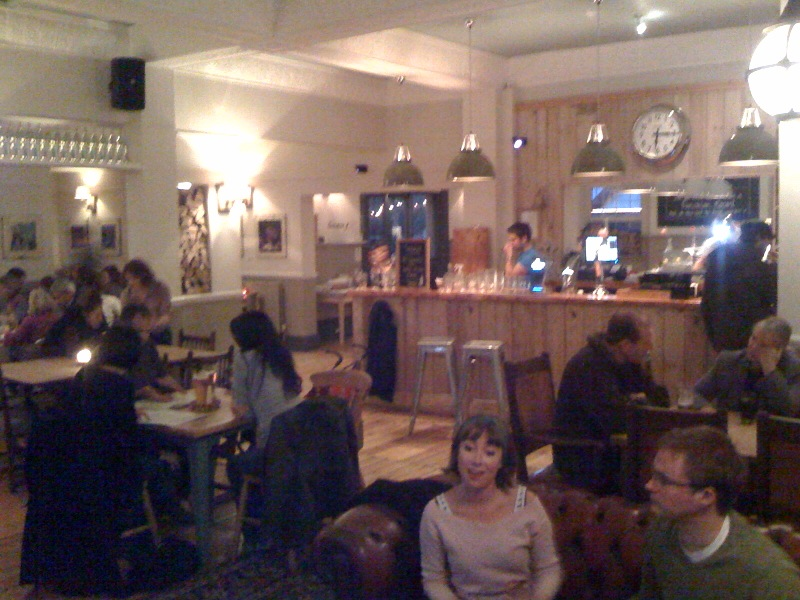 the stoneham pub & pizzeria hove